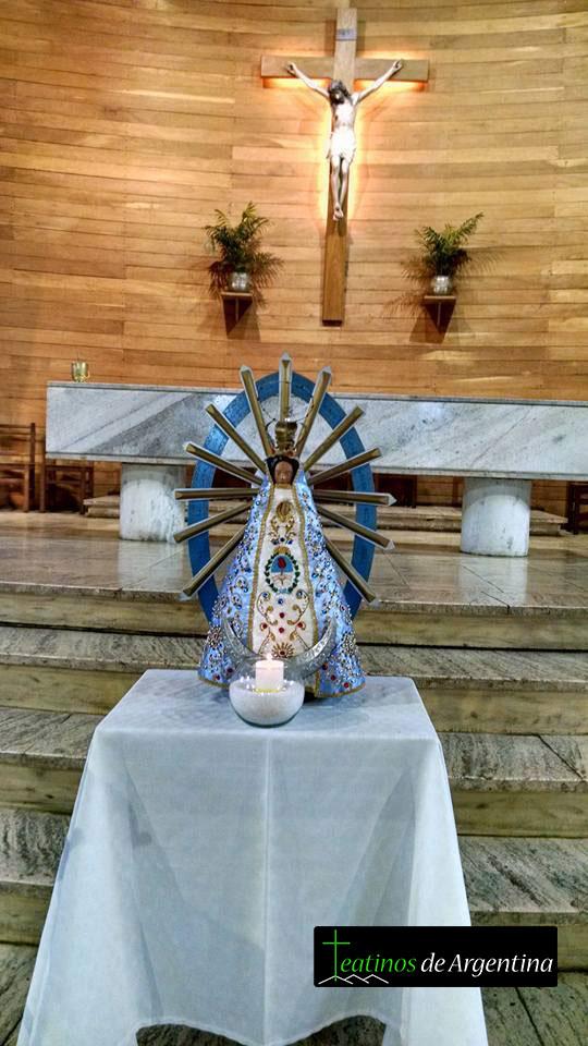 Altar-SCLP-teatinosdeargentina