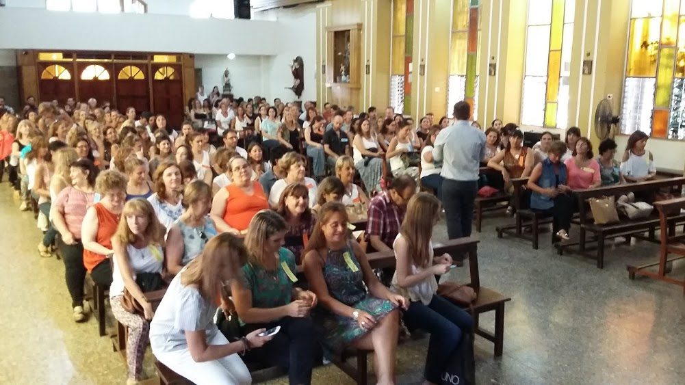 Encuentro docentes San Cayetano 2