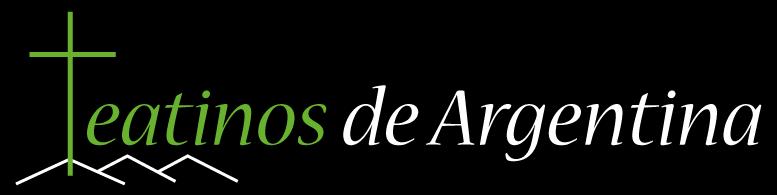 Teatinos de Argentina