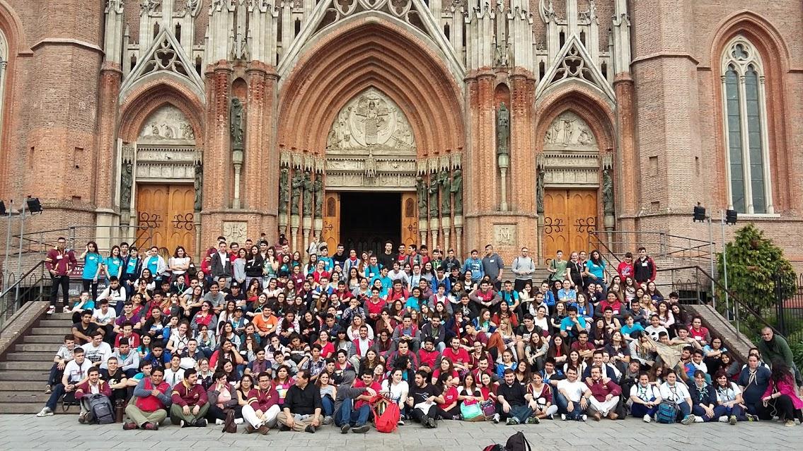 Encuentro de jóvenes 2017